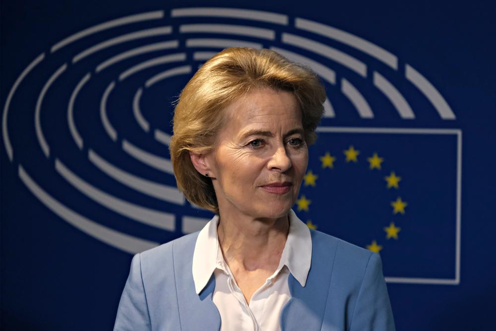 New Commission U0026 39 S President Ursula Von Der Leyen EURO LEADERS
