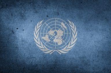 Flagge Vereinte Nationen