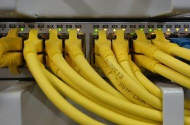 Netzwerkverbindungen in Berlin